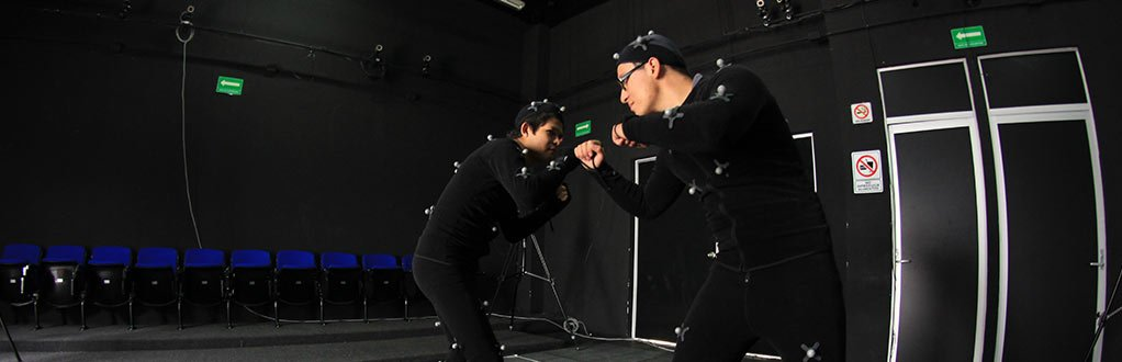 Razones para estudiar animación digital y captura de movimiento