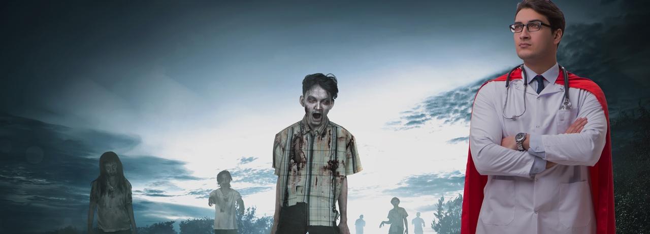 Estas son las profesiones más útiles en un holocausto zombie