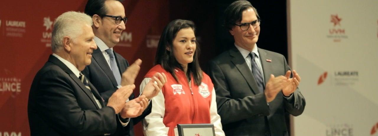 UVM: la opción académica para atletas de alto nivel