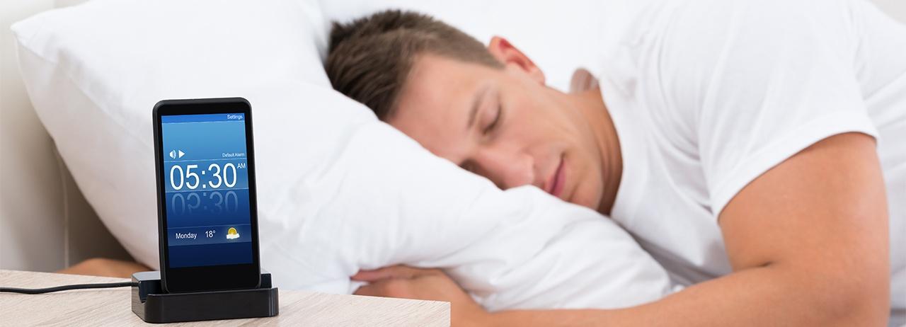 3 apps para dormir bien (y rendir más en el trabajo o la escuela)