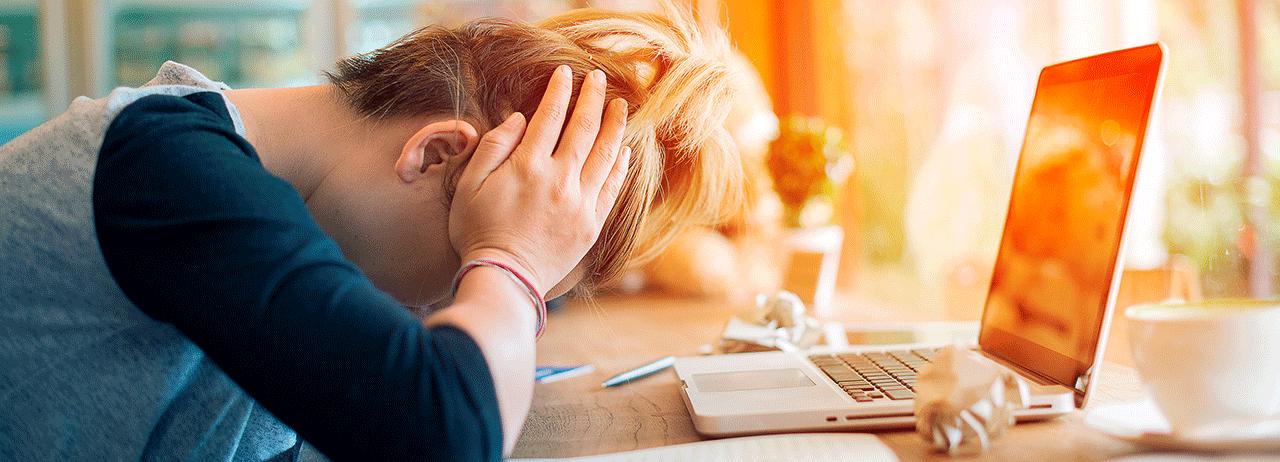4 formas de ayudar a tu hijo a superar la frustración en la adolescencia