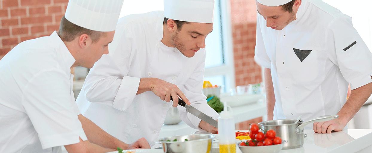 Cu les son las funciones del chef for Articulos de cocina para chef
