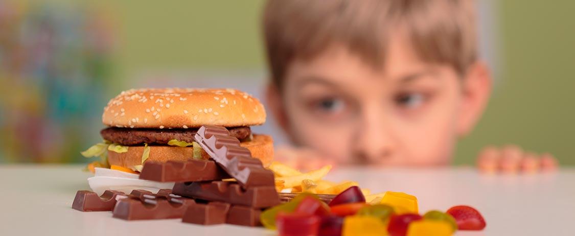 Factores que generan la obesidad infantil y propensión a la diabetes