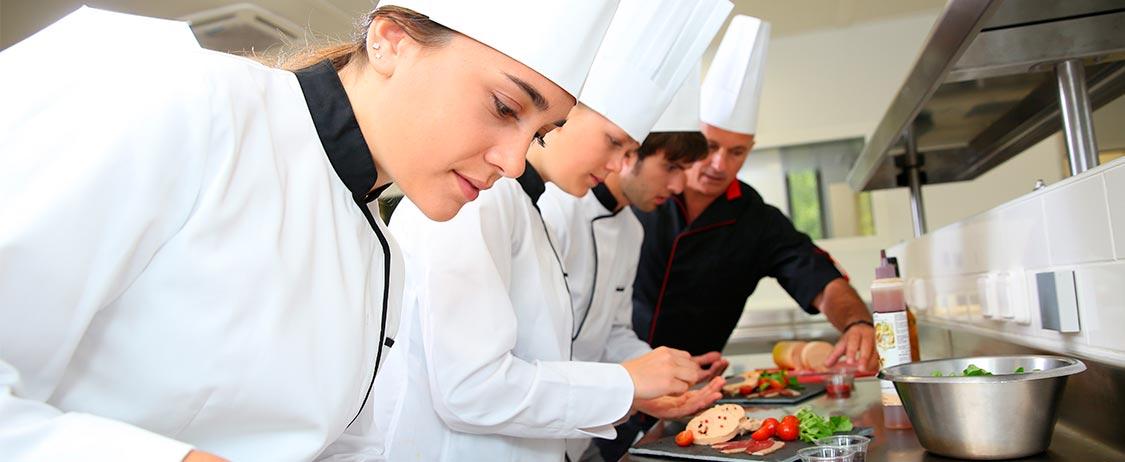 Formar al chef, el mayor reto de la gastronomía