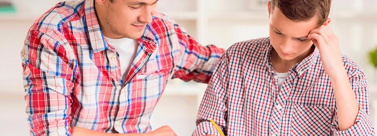 ¿Cómo crear buenos hábitos de estudio en tu hijo de prepa?