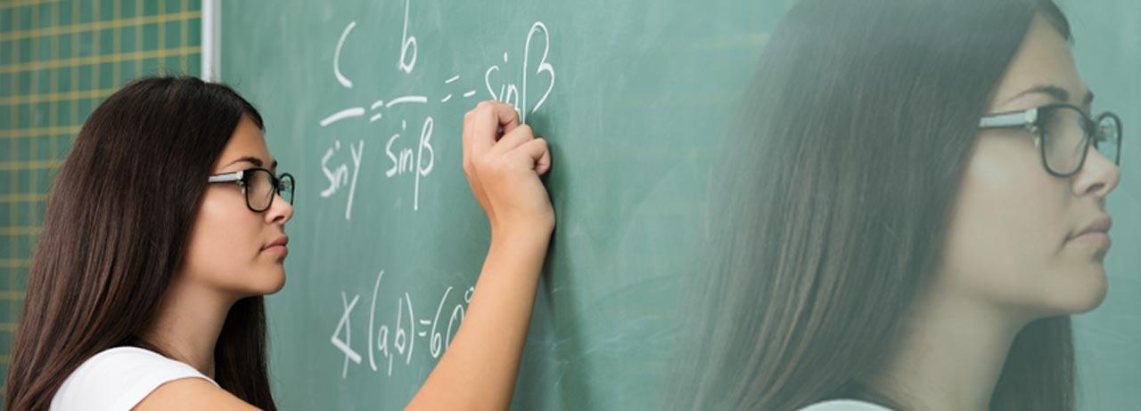 ¿Le temes a las matemáticas?, comienza por saber sus beneficios