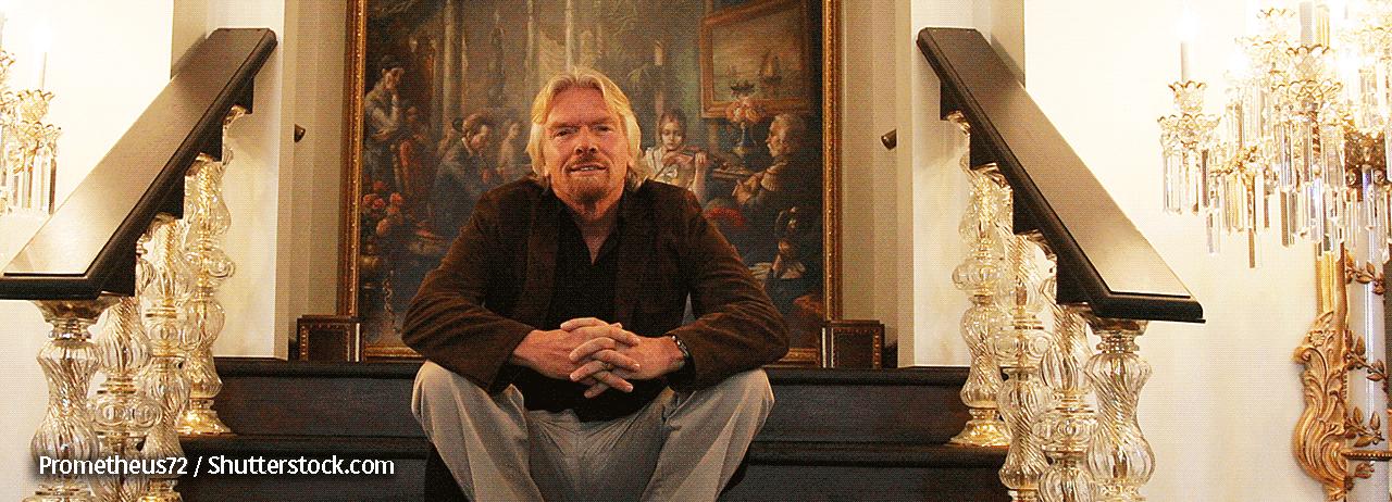 Richard Branson, el emprendedor millonario que apuesta por el bienestar