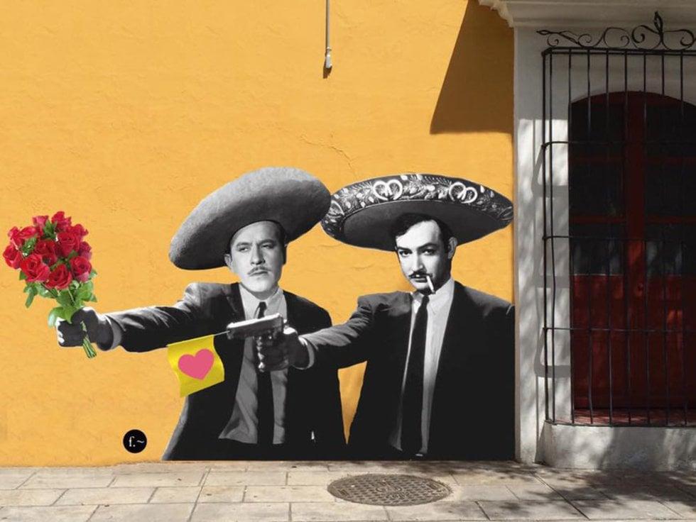 El arte urbano de Efe de Froy