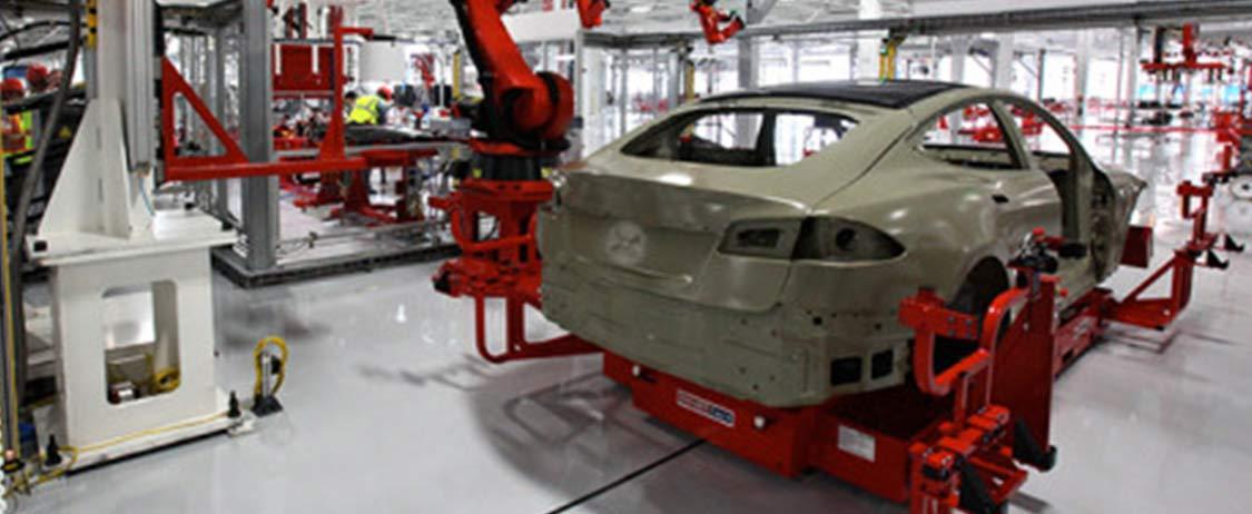 Ingenieros para la creciente industria automotriz en México